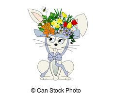 Easter bonnet Stock Illustrations. 66 Easter bonnet clip art images.