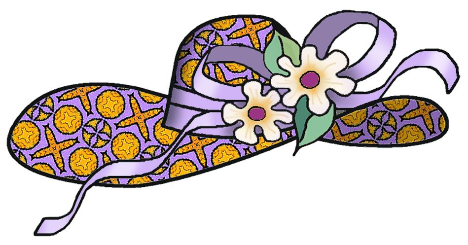 Hats^ Easter Bonnet Ideas, Clipart, Designs for Boys & Girls.