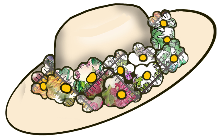 Showing post & media for Easter hat clip art cartoon.