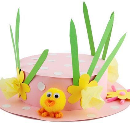 Similiar Easter Hat Clip Art Keywords.