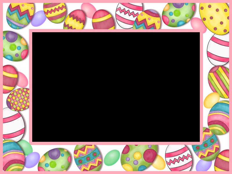 Easter Frame.