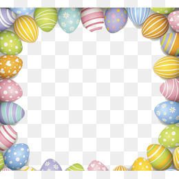 Easter Border Png (103+ images in Collection) Page 1.