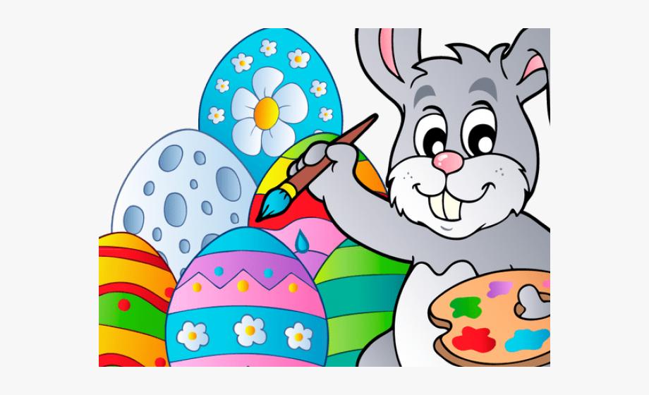 Easter Clipart Breakfast.