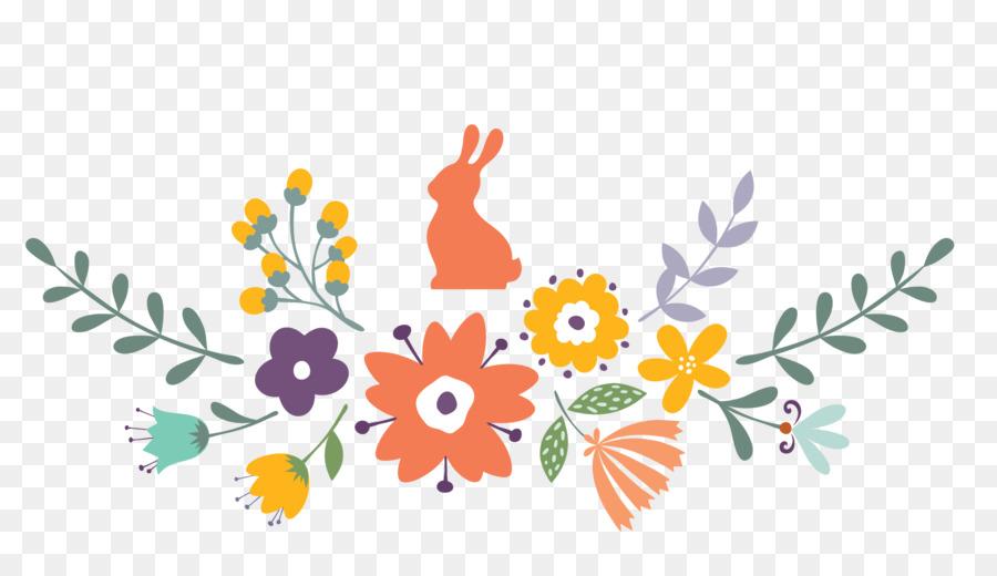 Flower Line Art clipart.