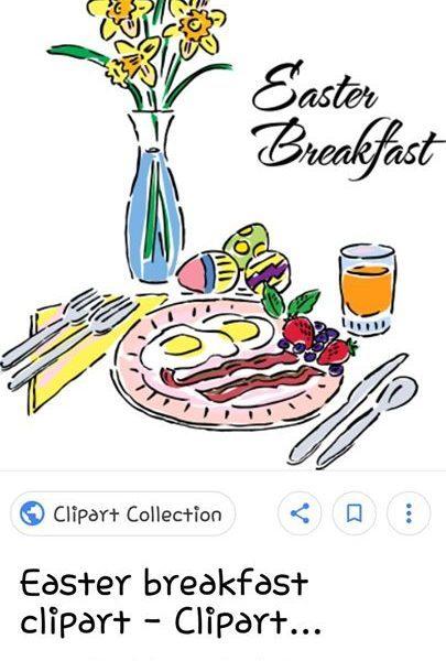 Easter breakfast clipart 1 » Clipart Portal.