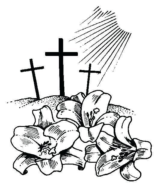 Christian Bulletin Clipart.