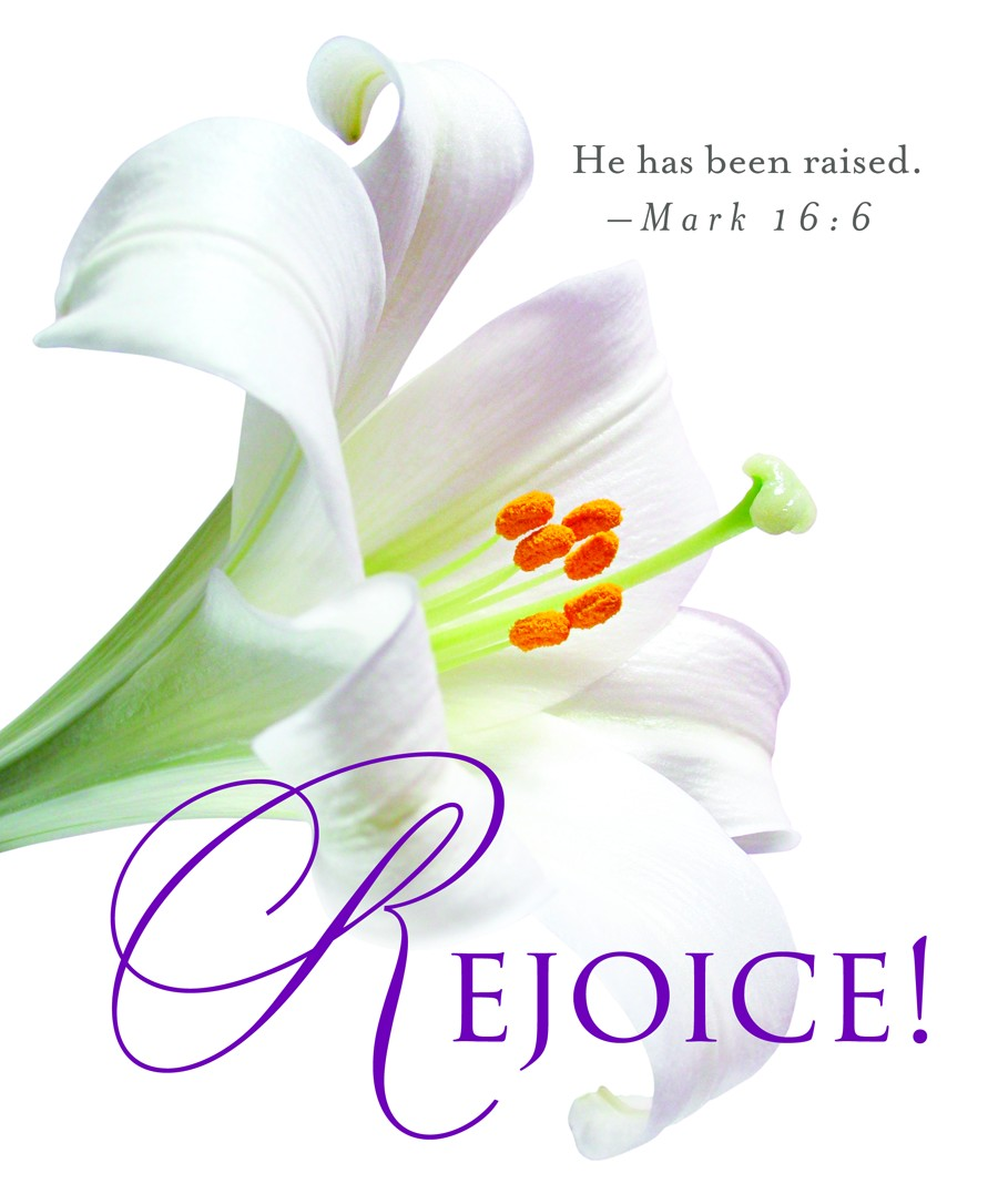 13 Easter Religious Graphics For Bulletins Images.