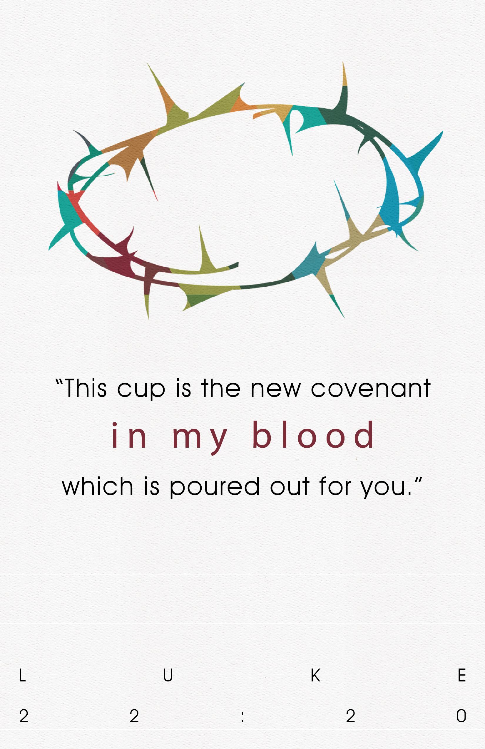 New Covenant.