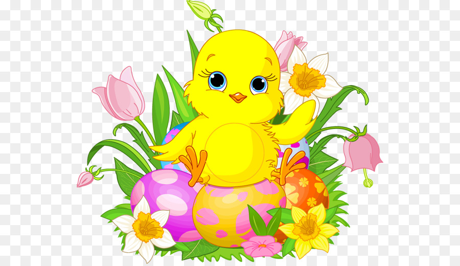 Easter Egg Background clipart.