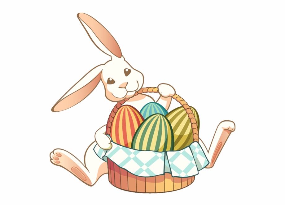 Baby Bunny Clipart.
