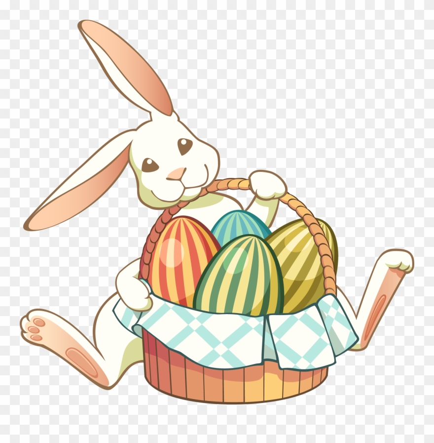Easter Bunny Clipart Free Intended For Easter Bunny.