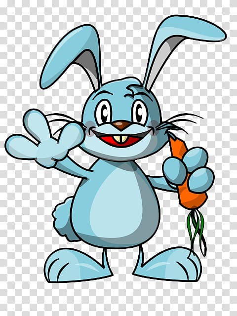Easter Bunny Animation Rabbit , Free Rabbit transparent.