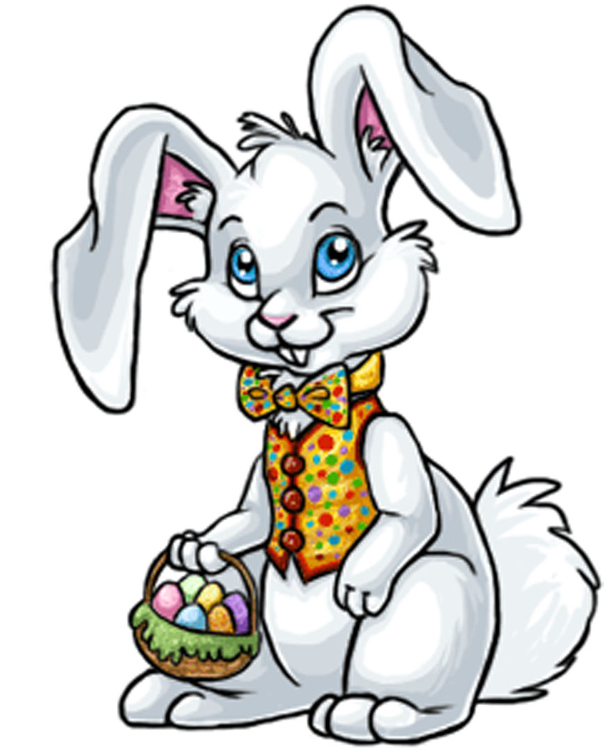 13052 Easter free clipart.