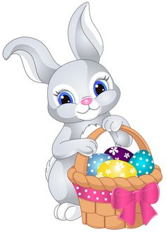 Easter Bunny Clipart Png.