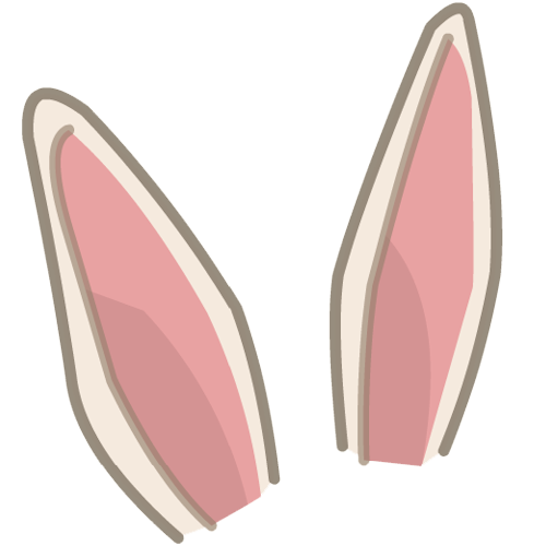 Download Free png Easter Bunny Ears PNG HD.
