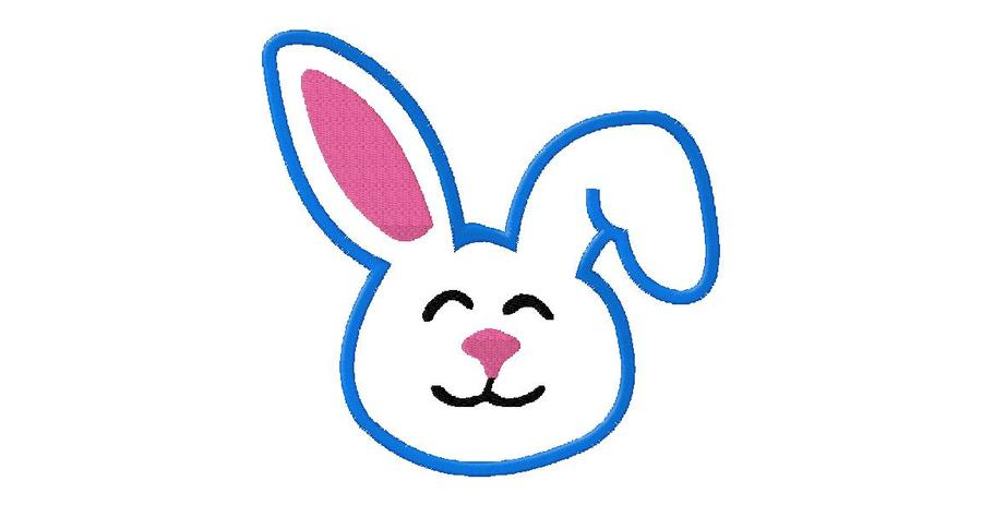 Download easter bunny head clipart Easter Bunny Clip art.