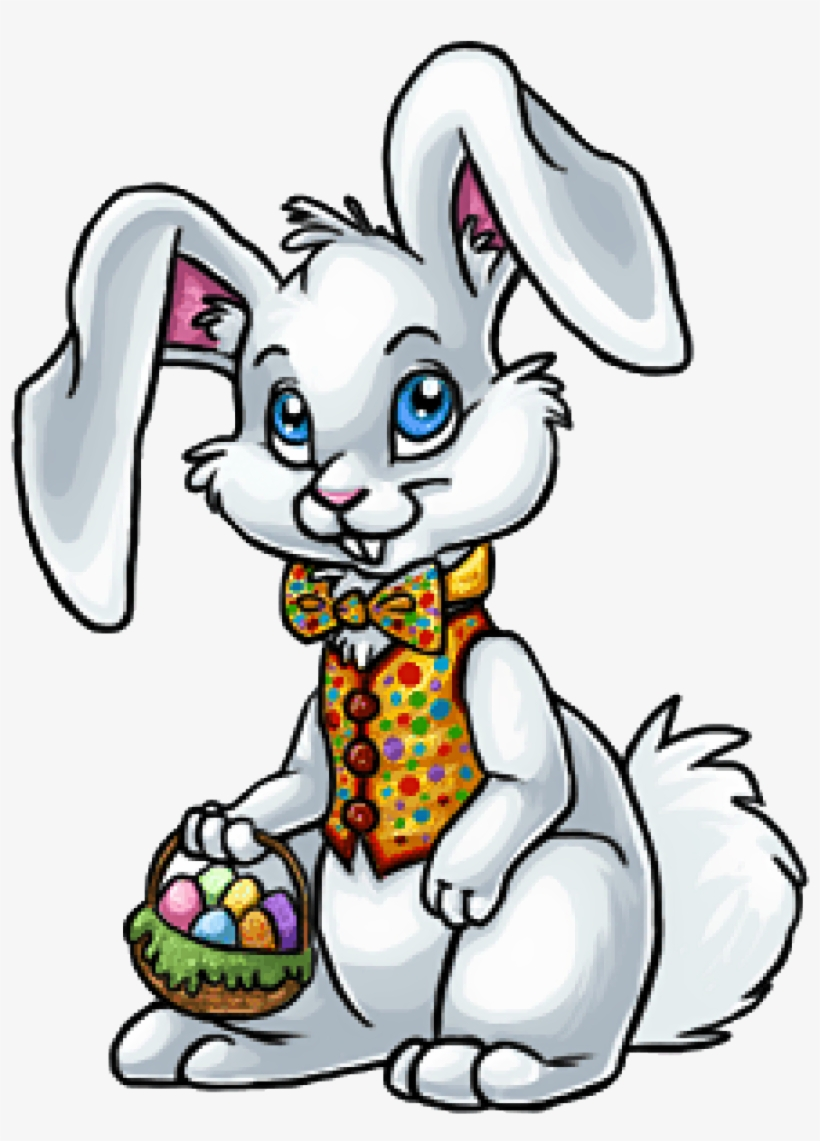 Easter Bunny Rabbit Clip Art Easter Rabbit Bunny Vector.