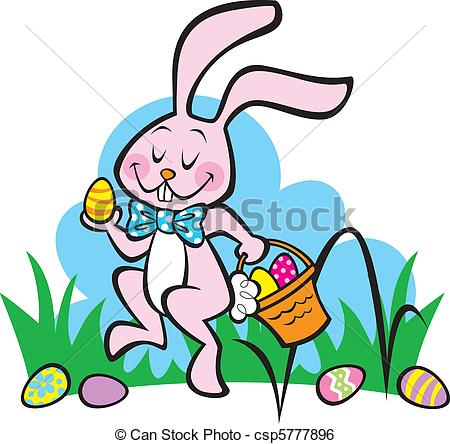 Here Comes the Easter Bunny!.