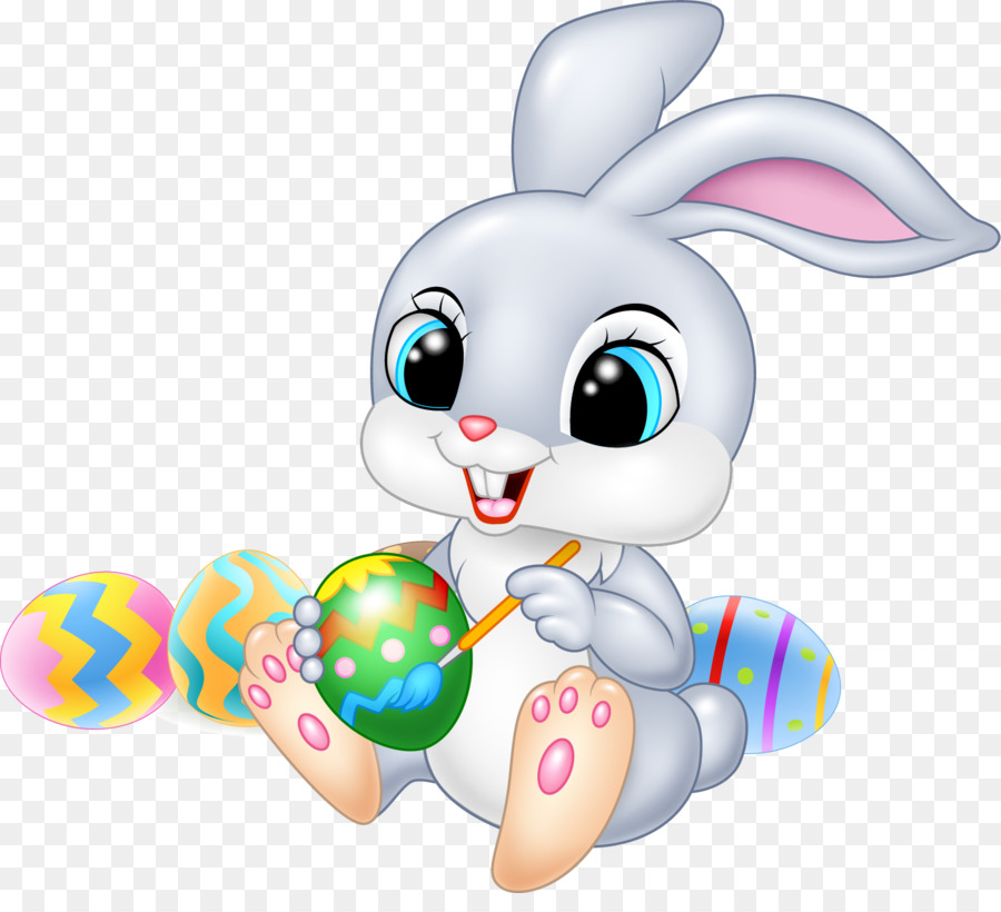 Easter Egg Cartoon png download.