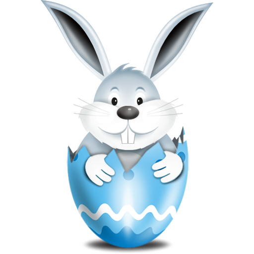 Easter Bunny PNG Transparent Images.