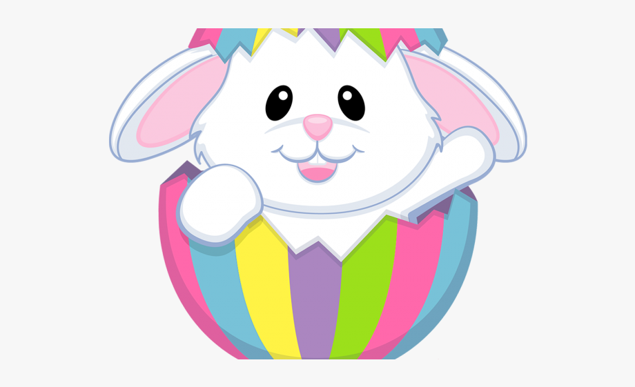 Easter Bunny Clipart Rabbit.