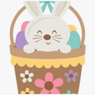 Funny Easter Bunny Clipart.