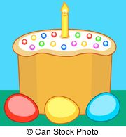 Easter cake Clip Art Vector Graphics. 2,129 Easter cake EPS.