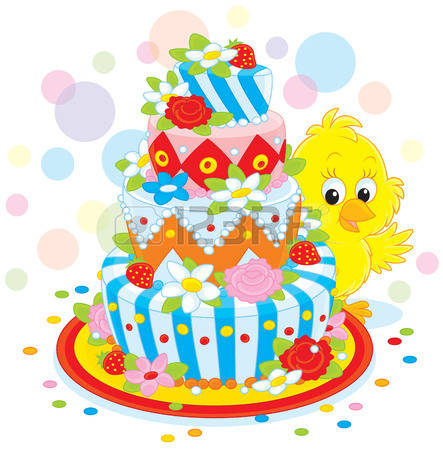3,971 Easter Cake Stock Vector Illustration And Royalty Free.