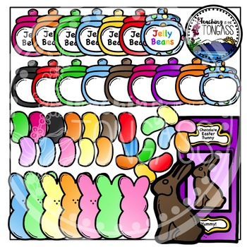 Easter Candy Clipart.