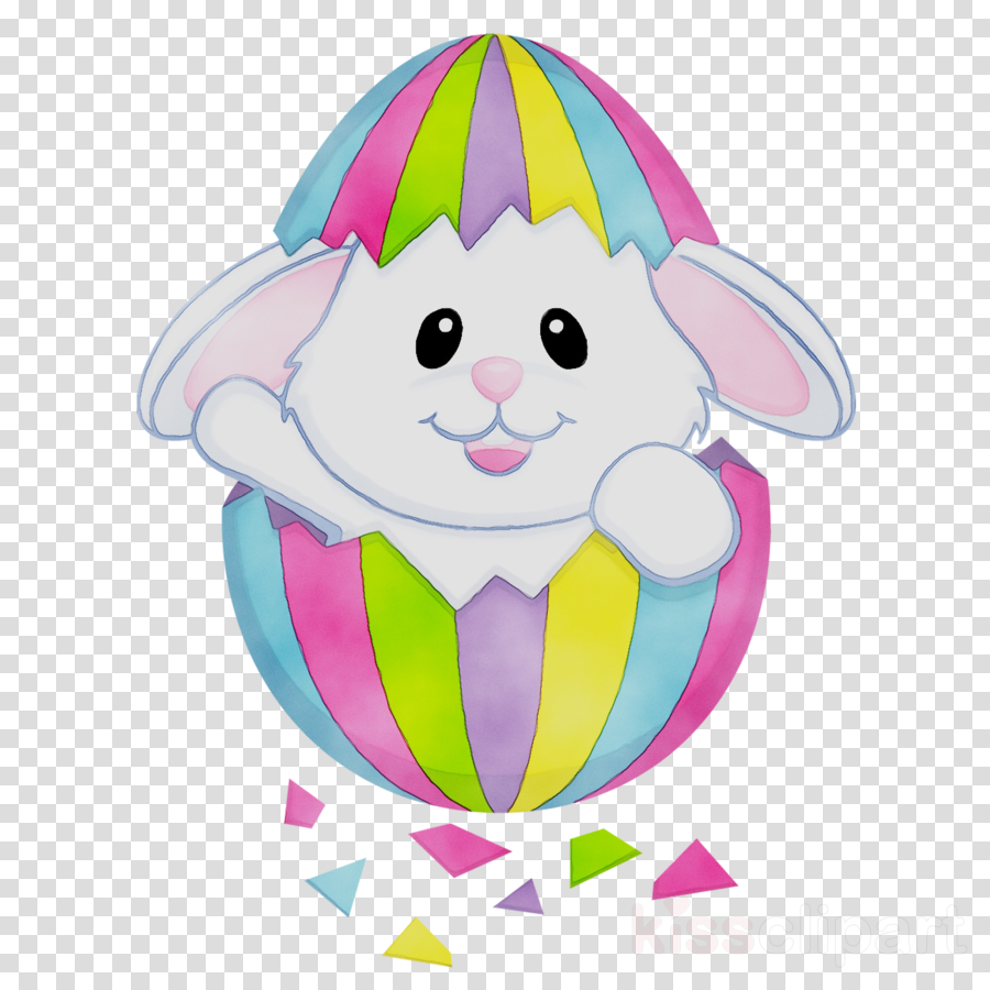 Easter Egg Cartoon clipart.