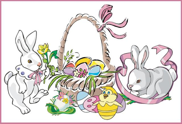 A Brief History Of The Easter Egg and The Easter Bunny.
