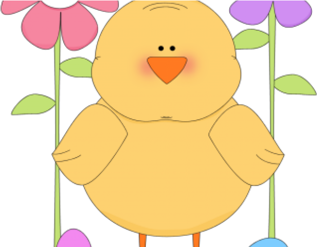 HD Easter Clipart Chick.