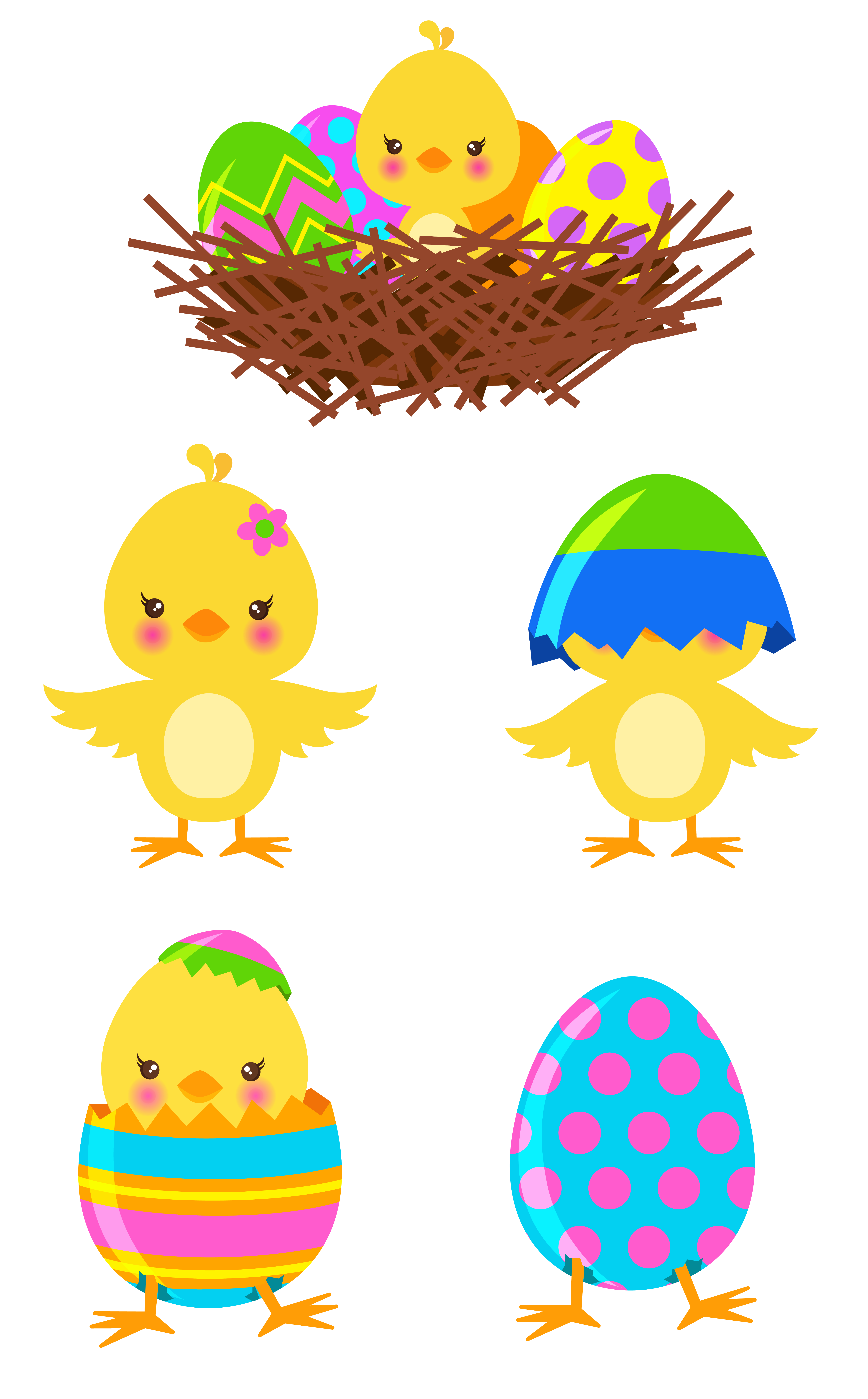 Easter Chick Clipart & Easter Chick Clip Art Images.