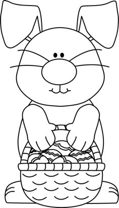 easter chicks clipart black and white 20 free Cliparts ... Easter Clipart Free Black And White