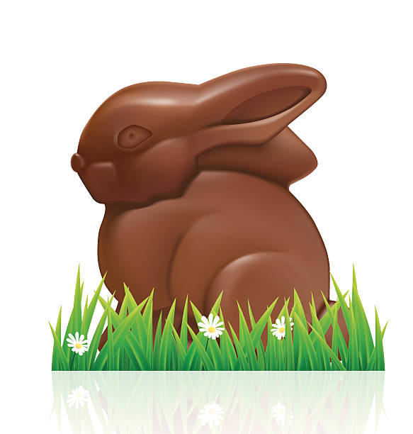Best Easter Candy Illustrations, Royalty.