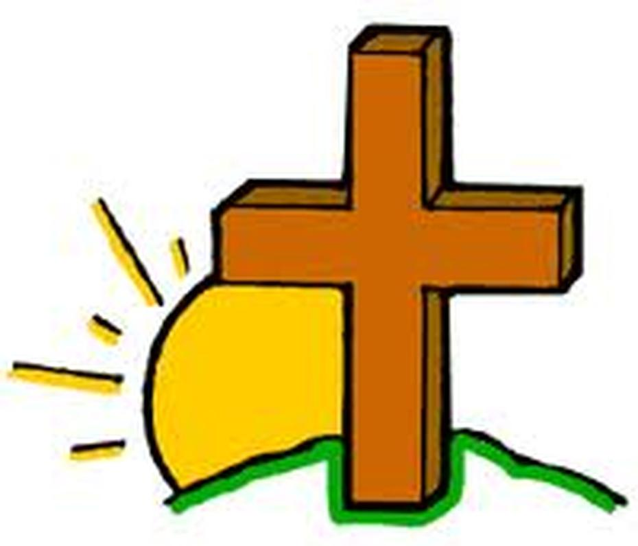 Religious Easter Clipart.