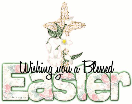 Free Religious Easter Clip Art.