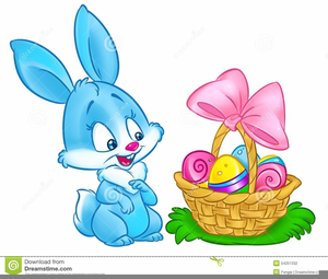 Happy Easter Animated Clipart.