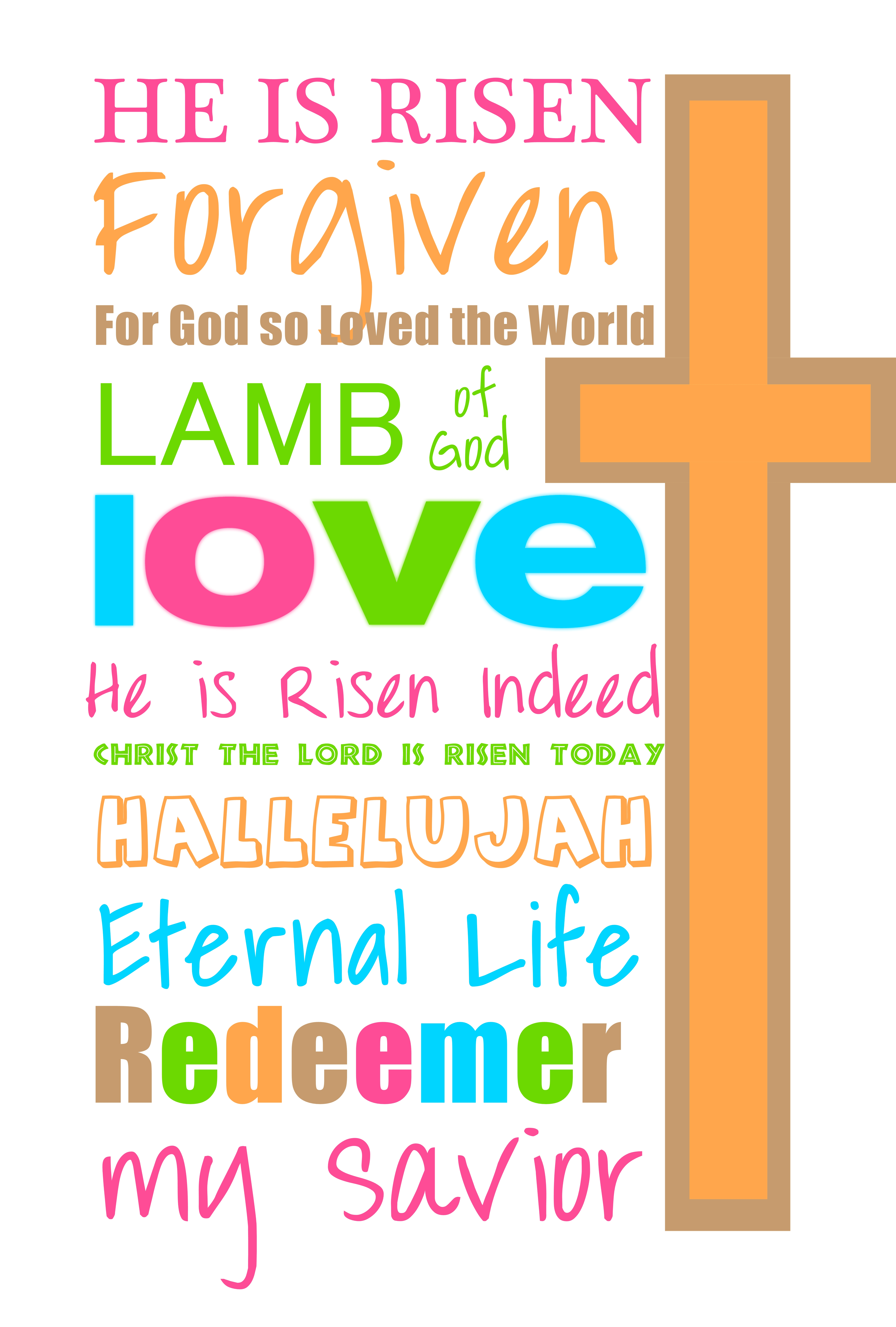Free Easter Clipart Religious & Easter Religious Clip Art Images.