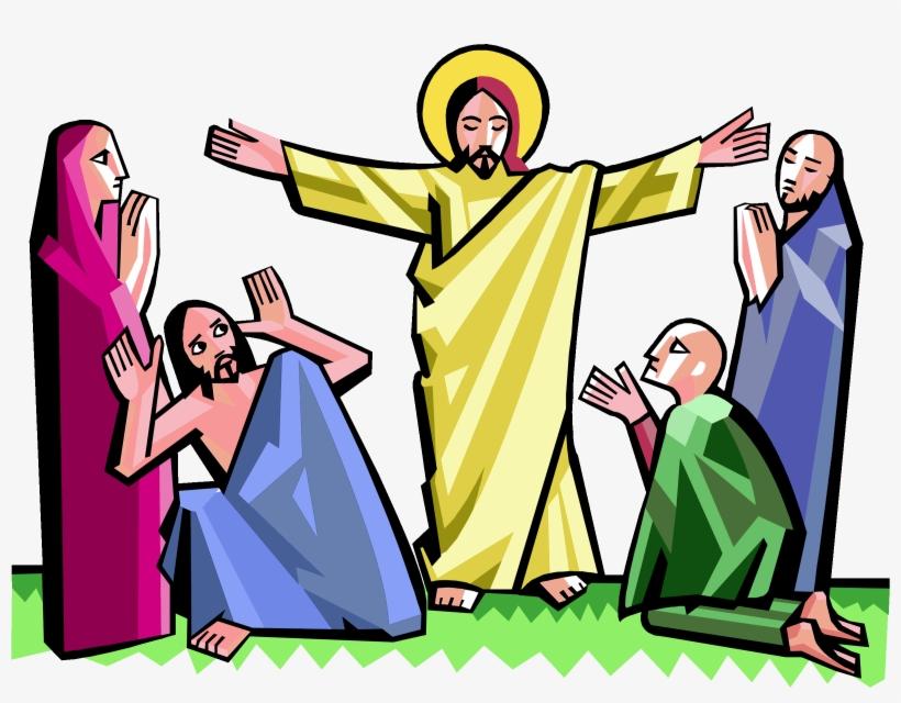 Faith In Jesus Clipart.