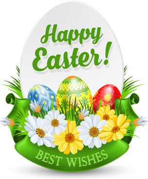 Clipart easter flowers free vector download (12,219 Free vector.