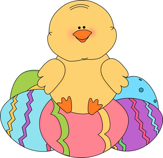 Easter Clipart For Kids.