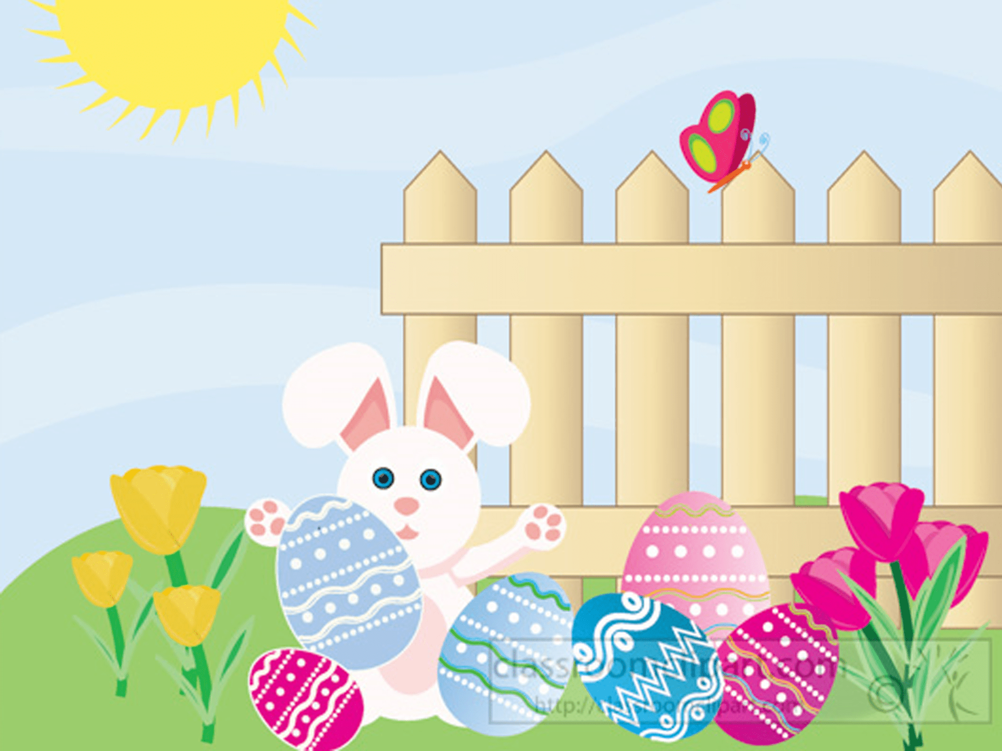 A Huge List of High Quality Free Easter Clip Art.