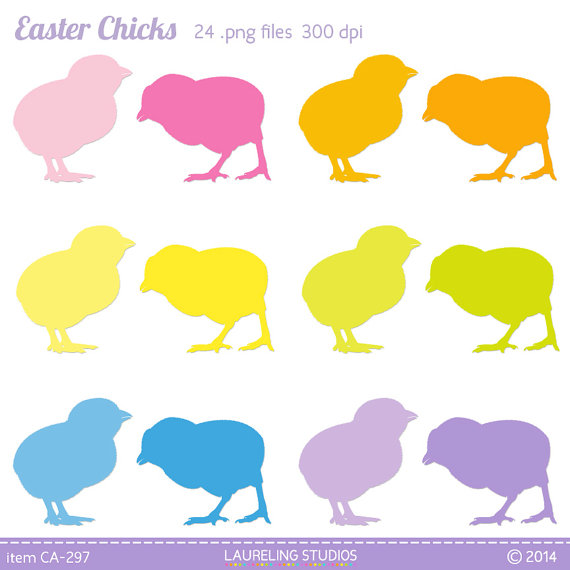 easter chick clipart, chicken silhouette, easter clip art, farm.