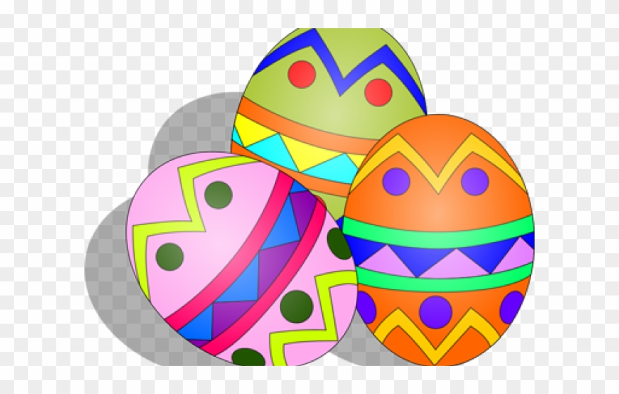 Egg Clipart Painting.