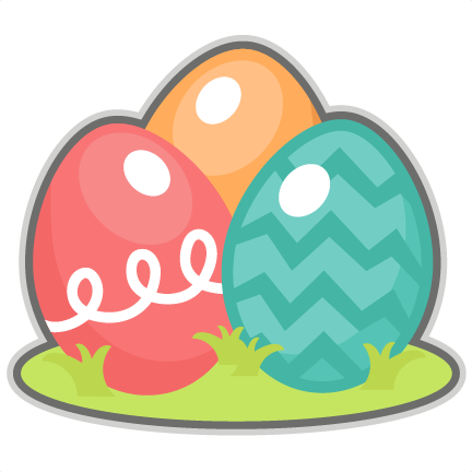 Easter clip art transparent background.