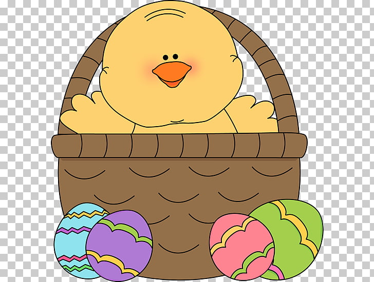 Easter Bunny Easter basket Easter egg , Cute Easter s PNG.