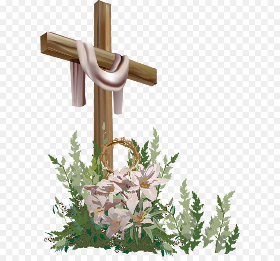 Easter Flower clipart.