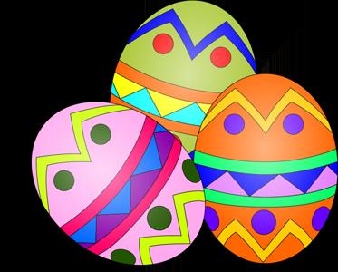 Free Easter Egg Clipart.