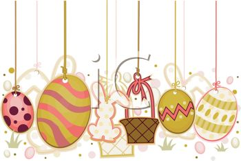 Easter Ornaments for Decorating.
